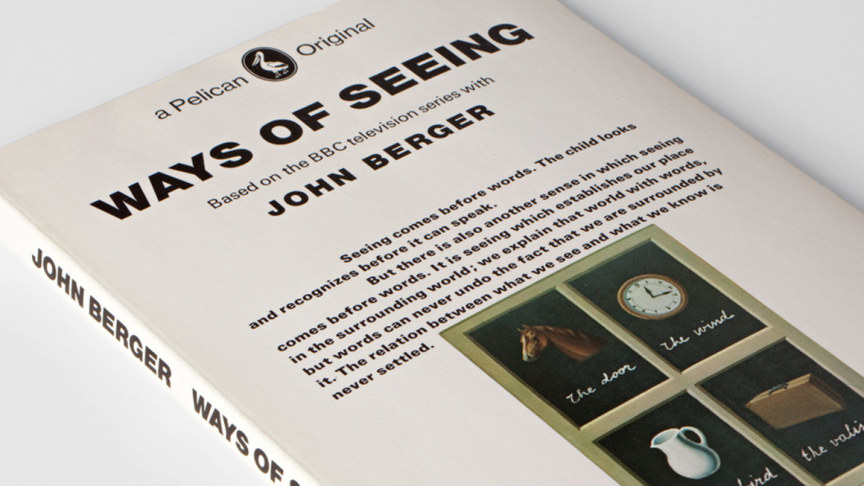 John Berger's Ways of Seeing, 1972