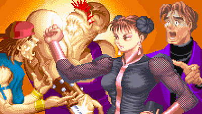 Gender and Race in Street Fighter II and Samurai Shodown: Presentation at Mechademia
