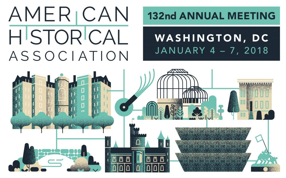 Reflections from American Historical Association 2018
