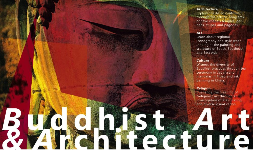Course // Buddhist Art & Architecture (UC Irvine)