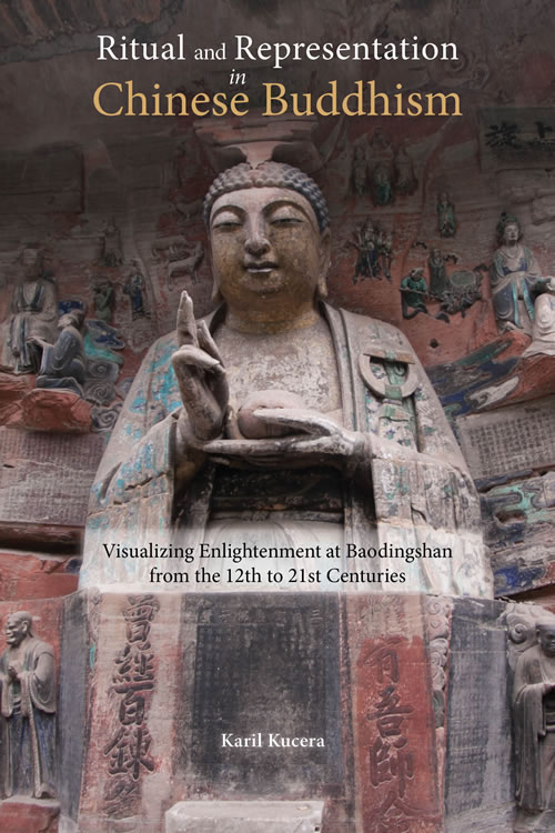 Karil Kucera's Ritual & Representation in Chinese Buddhism