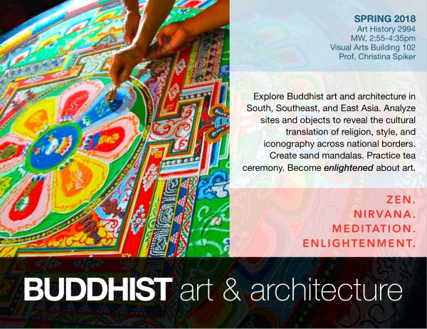 Course // Buddhist Art & Architecture (St. Catherine University)