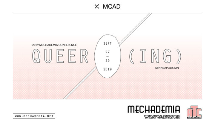 Mechademia 2019; Queer(ing) Through the Fetishized Body
